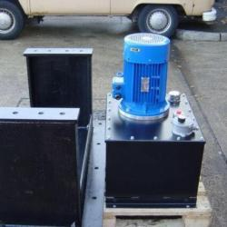Hydraulic Powerpacks Diesel And Electric